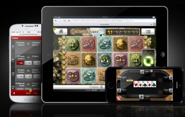 Betsafe - Mobile casino